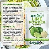 Biofinest Lime Powder - 100% Pure Freeze-Dried