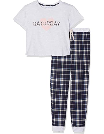 Girls  Pyjama Sets  Amazon.co.uk d6ace272a