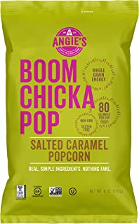 product image for Angie's BOOMCHICKAPOP Vegan Salted Caramel Popcorn, 6 Ounce