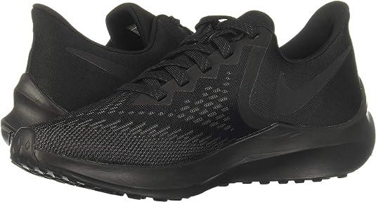 Nike Wmns Zoom Winflo 6, Zapatillas de Trail Running para Mujer, Negro (Black/Black/Anthracite 4), 38.5 EU: Amazon.es: Zapatos y complementos
