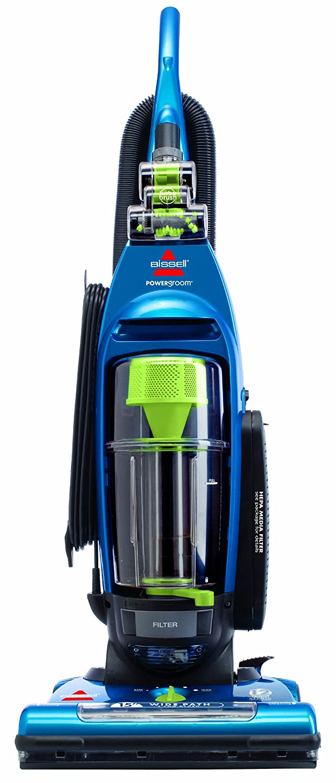 Bissell PowerGroom Bagless Upright Vacuum, Blue, 92L31