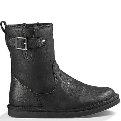 fd5a1947e5edda UGG, Bottes à Enfiler Homme - Noir - Schwarz (Black), 43 EU: Amazon.fr:  Chaussures et Sacs
