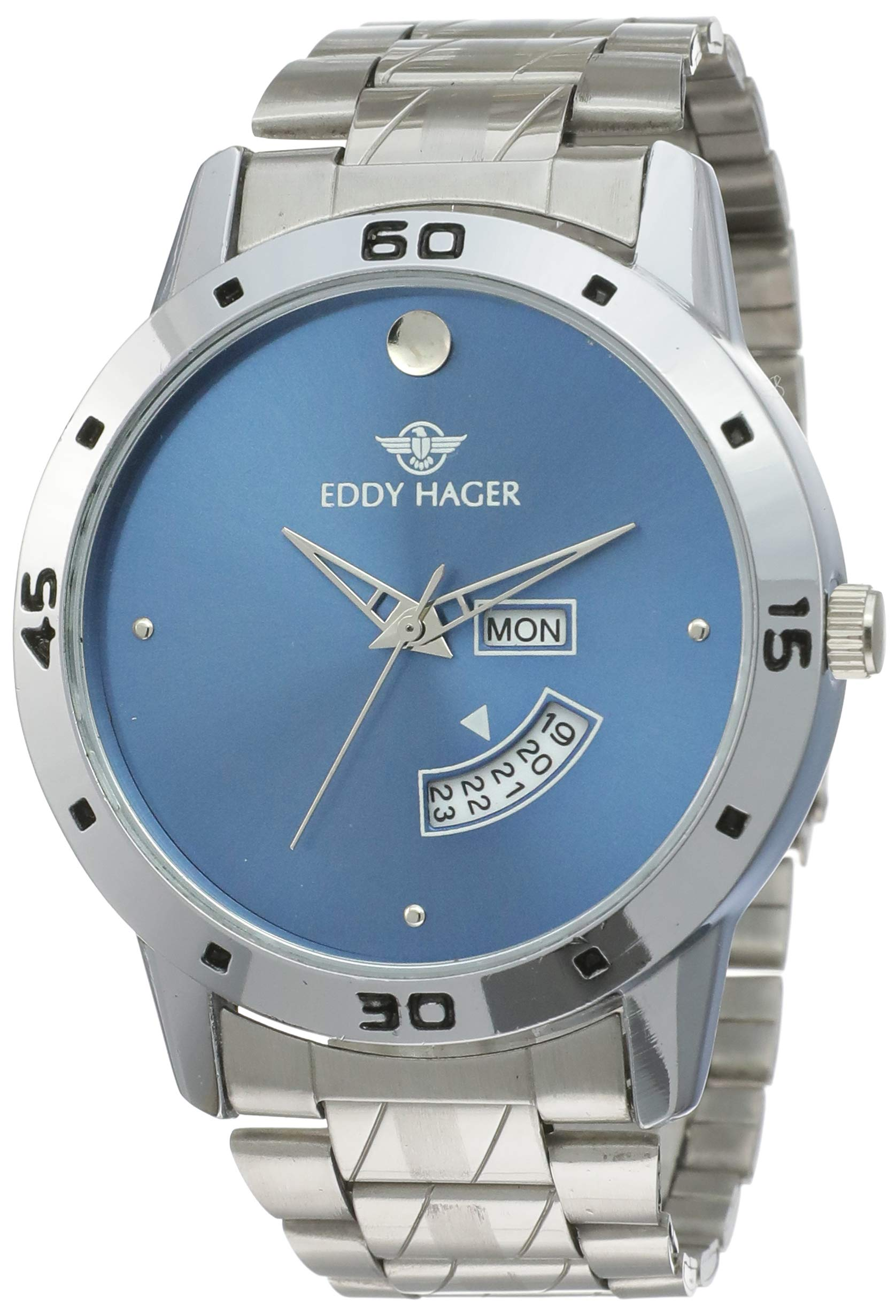 Eddy Hager Day and Date Men's Watch EH-210 product image