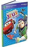 Leap Frog - Juego de cartas Leapfrog Pixar (80870) (versión en francés)
