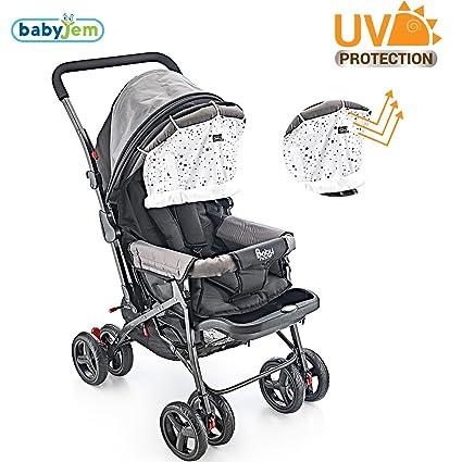 Cochecito Protección Solar - Buggy Capota UV de babyjem ...