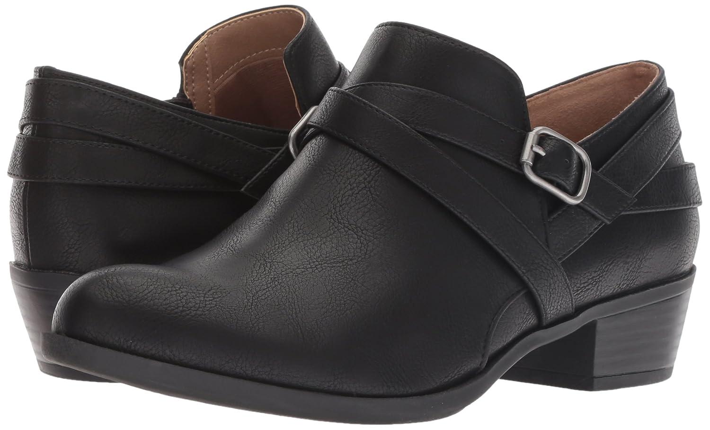 LifeStride Women's Adley Ankle Boot B07CR6R6XW 7 M US|Black