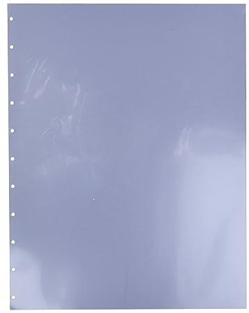 gbc solids standard presentation covers non window poly square