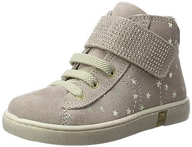 Primigi Pgl 8158, Sneakers Hautes Fille, Rose (Rosa Antico), 26 EU