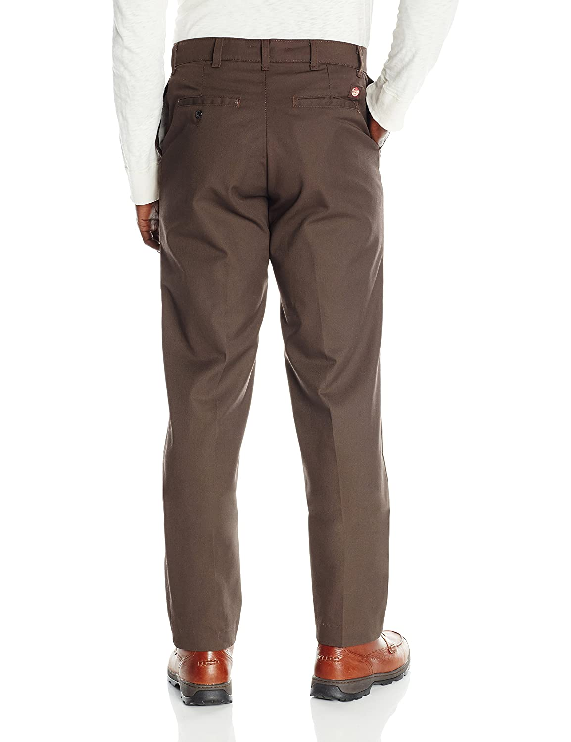 ec13be9980 Red Kap Men's Stain Resistant, Flat Front Work Pants at Amazon Men's  Clothing store: