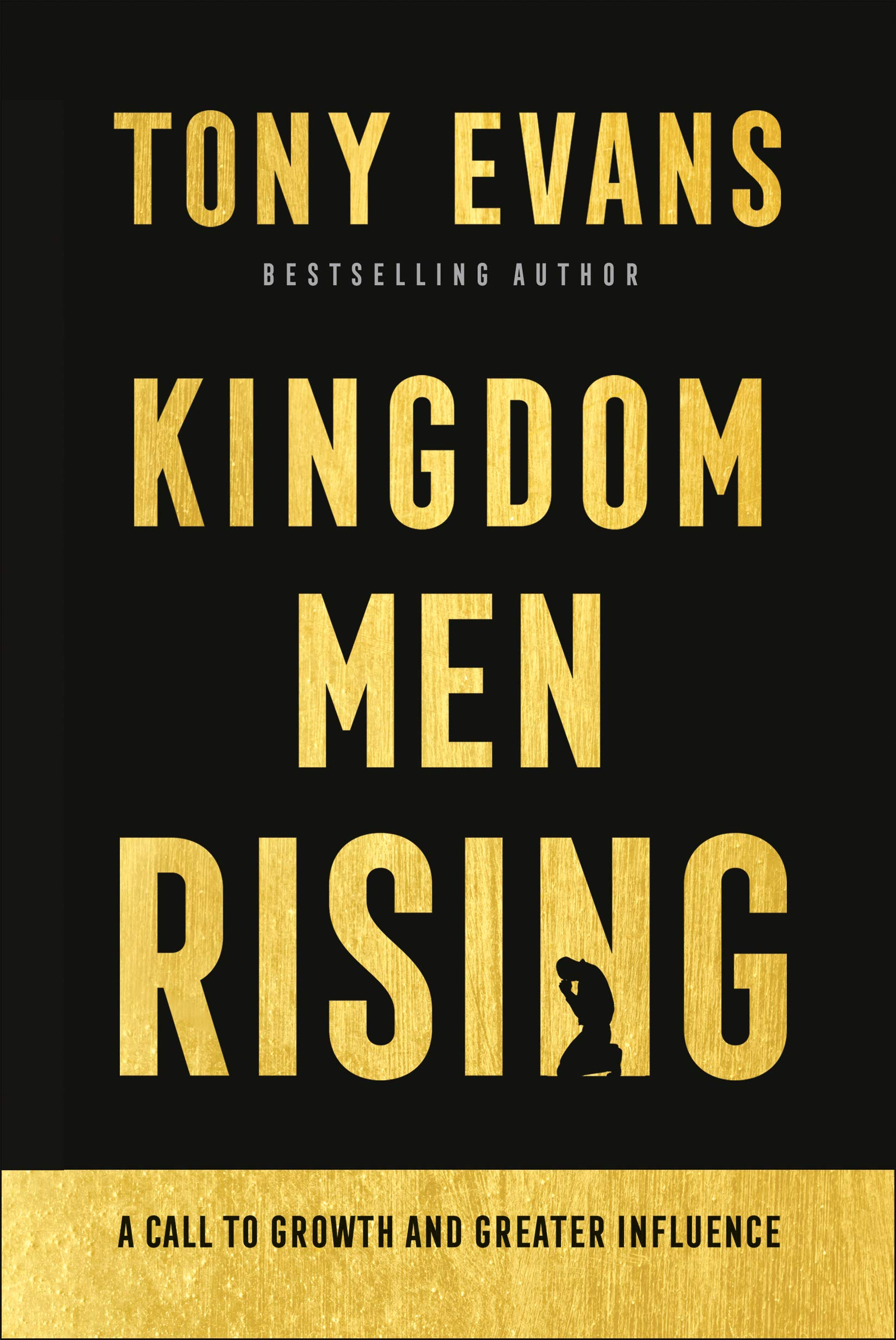 "Dr. Tony Evans Issues a Clarion Call to Christian Men in ""Kingdom Men Rising"""