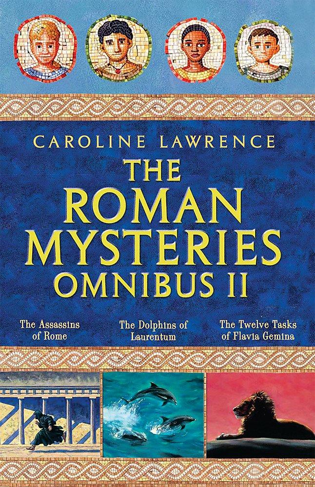 Roman Mysteries Omnibus II (The Roman Mysteries) (v. 2, Bk. 4, 5 & 6) pdf