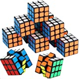 Mini Cube, Puzzle Party Toy(18 Pack), Eco-Friendly Material with Vivid Colors,Party Favor School Supplies Puzzle Game…