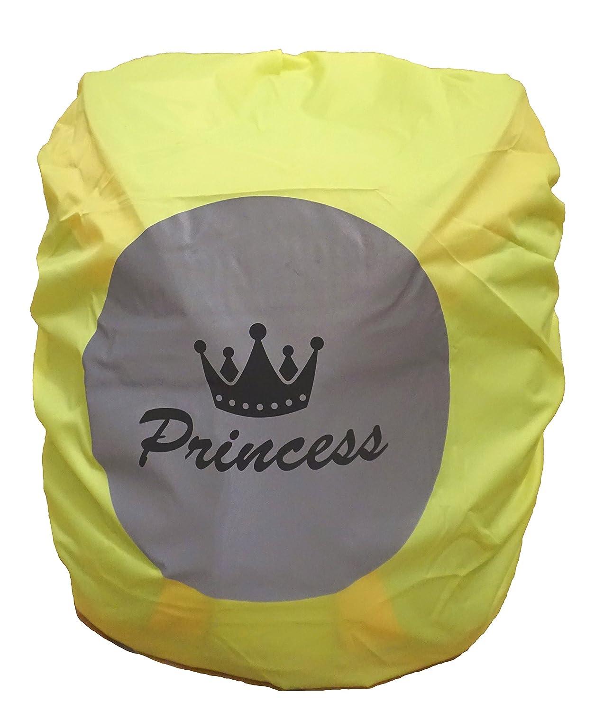 Wasserdichter Schulranzen/Rucksack Regenschutz/Regenüberzug mit Reflektionsbild Princess EANAGO