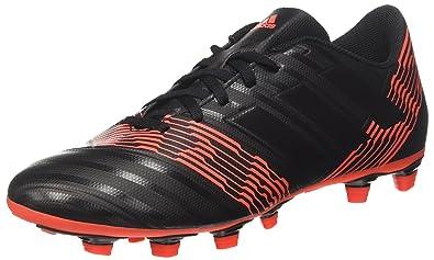huge selection of f6ab0 377f8 adidas Nemeziz 17.4 FxG, Chaussures de Football Homme, Multicolore  cblackSolred Cp9006,