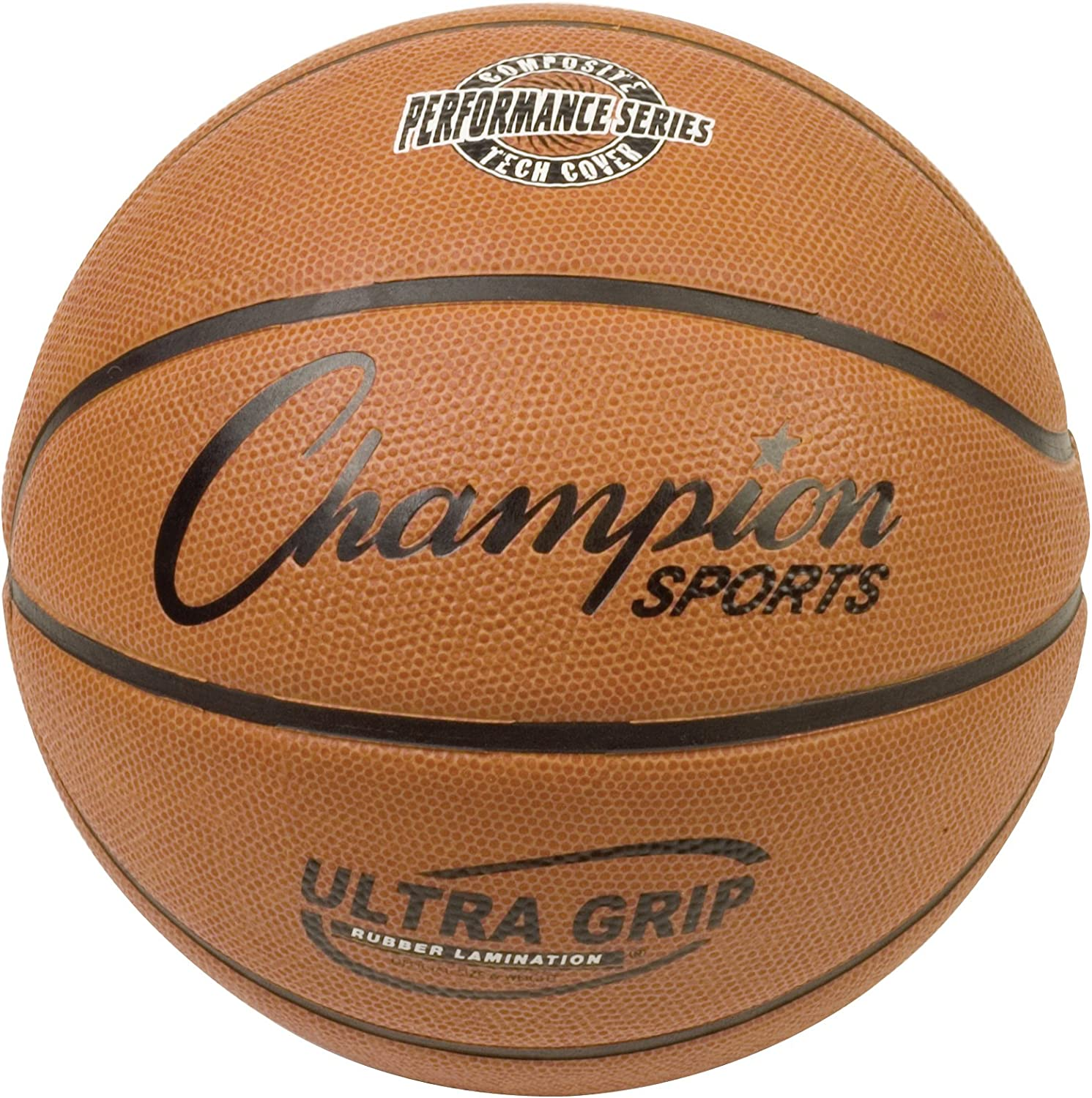 Champion Sports - Balón de Baloncesto Compuesto, Color Intermedio ...