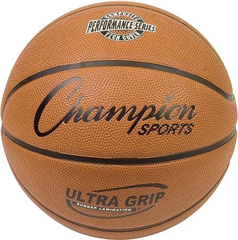 Champion Sports - Balón de Baloncesto Compuesto, Color Intermedio ...