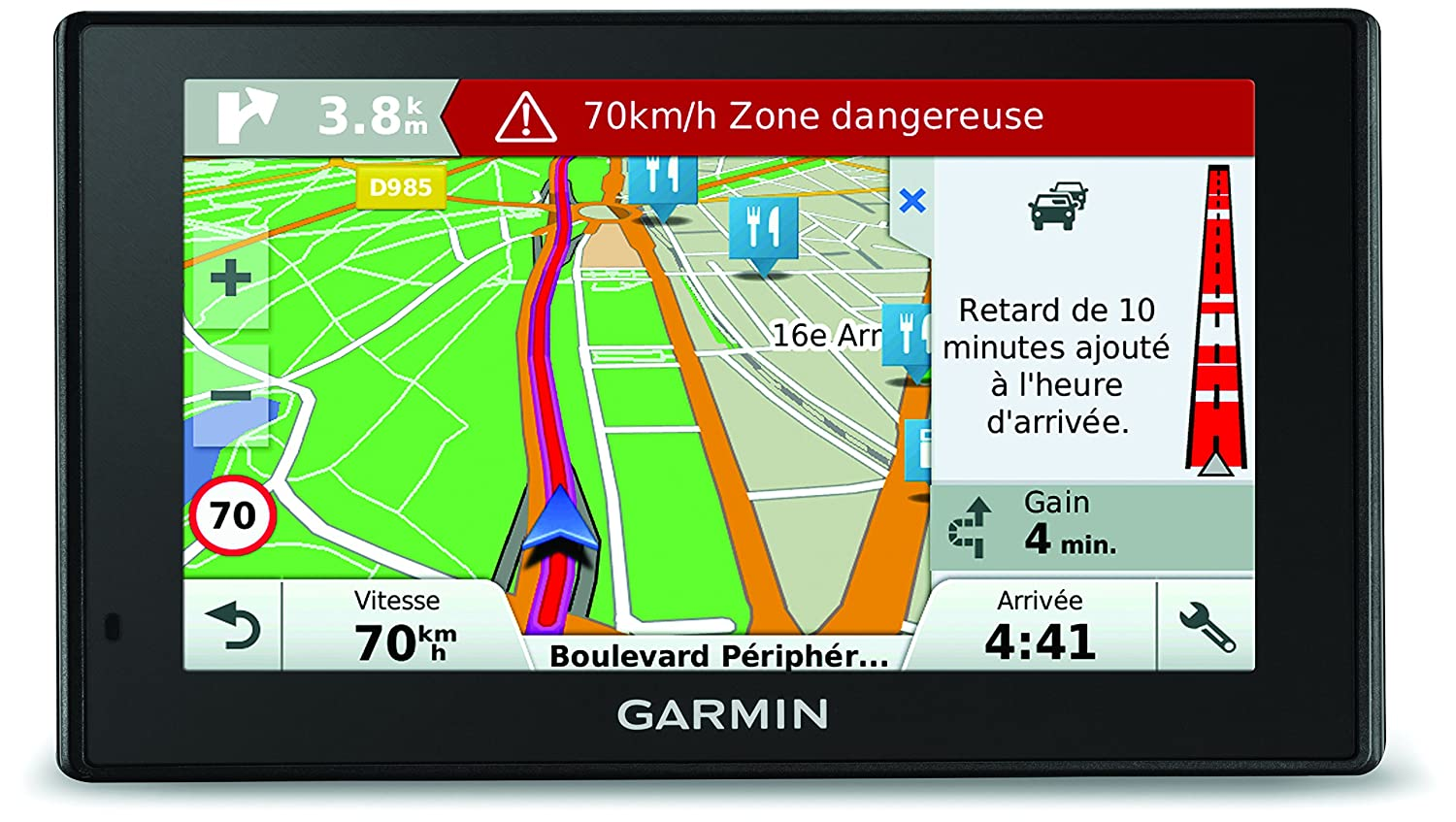 766e3f2d5f1 Amazon.com: Garmin DriveSmart 50 LMT GPS Navigator: Cell Phones &  Accessories