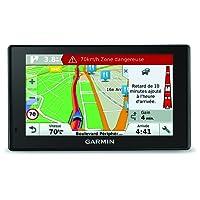 Garmin 010-01539-2C DriveSmart 50LM Satellite Navigation with Western Europe Lifetime Maps - 5 inch, Black