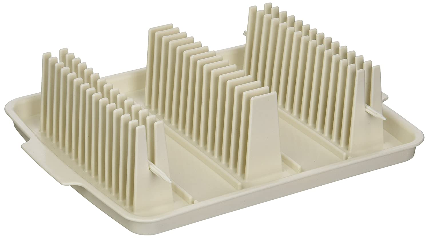 Emson 5057C Wave, Microwave Bacon Cooker, Small, White