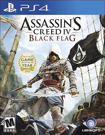 Amazon Com Assassin S Creed Iv Black Flag Playstation 4