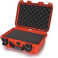 Nanuk 915 Case with Cubed Foam (Orange)