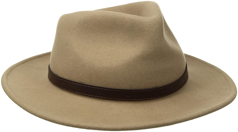 Pendleton Mens Standard Outback Hat Black XXL AB368