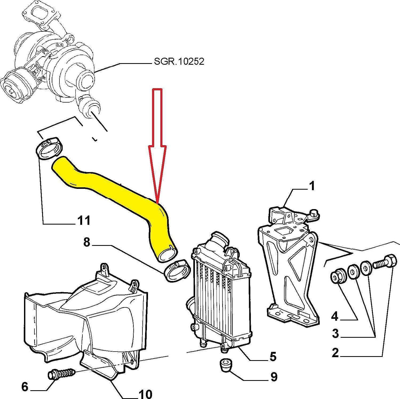 proautoeu Pro 105 manguera de Intercooler Tubo Turbo: Amazon.es: Coche y moto