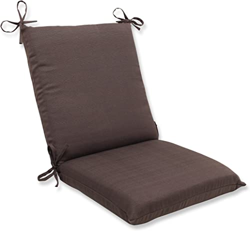 Pillow Perfect Outdoor Forsyth Squared Corners Chair Cushion