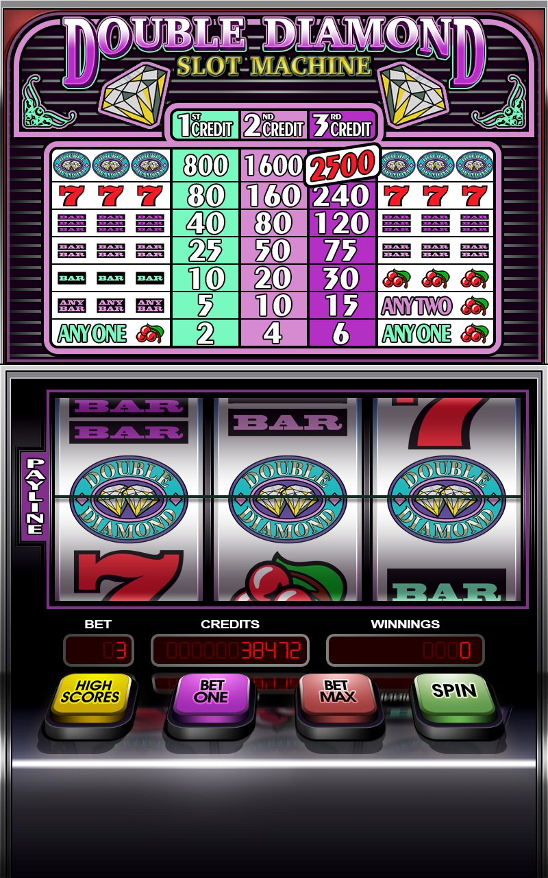 Free Triple Diamond Slot Machine Games
