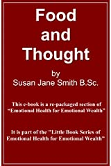 Food and Thought (Little Book Series of Emotional Health For Emotional Wealth 11) Kindle Edition