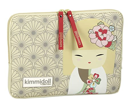 "Kimmidoll funda ordenador portátil 10,6"""