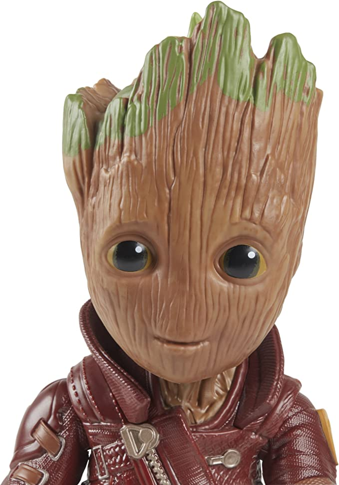 2 Little Tree Groot Boxed Figure US 2019 New Guardians of the Galaxy Vol