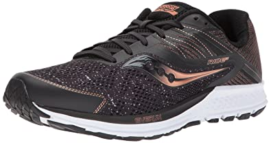 best value 137c5 ad82d Saucony Ride 10 Men 7 Black   Denim   Copper