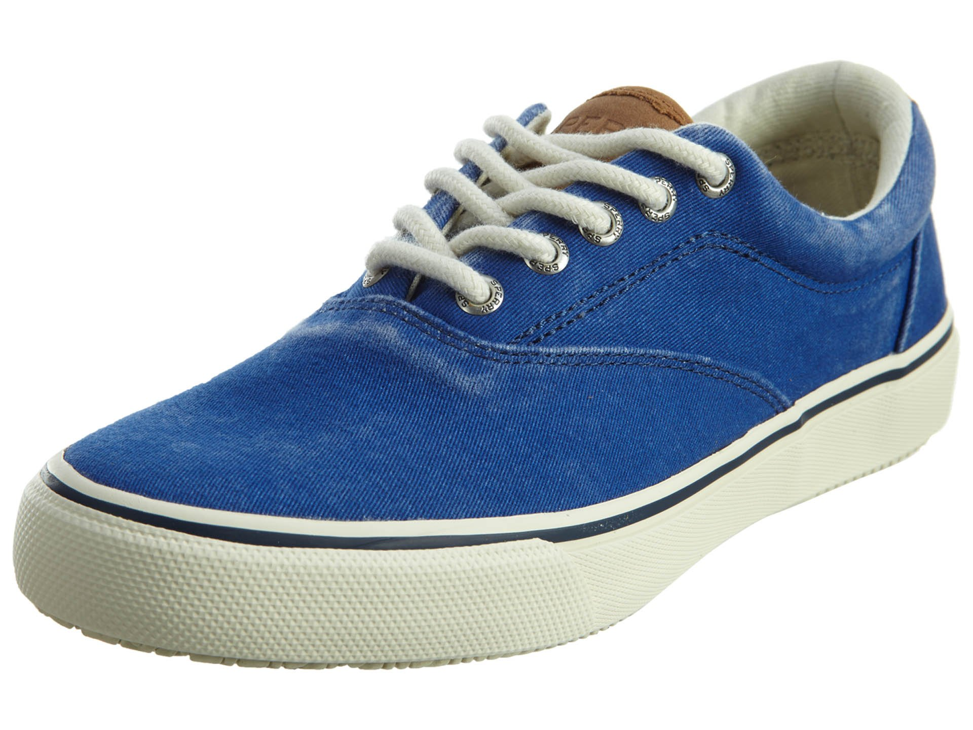 Sperry Top-Sider Men's Striper II CVO Royal Blue Casual Shoe 9 Men US