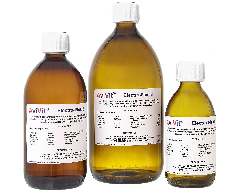 AviVit® - Electro-Plus (3 sizes) (Standard) LEE-WOOLF LTD