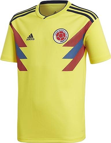 adidas Youth Colombia 2018 Home Replica Jersey - BR3509, MLS/Fútbol, XL, Byello: Amazon.es: Ropa y accesorios