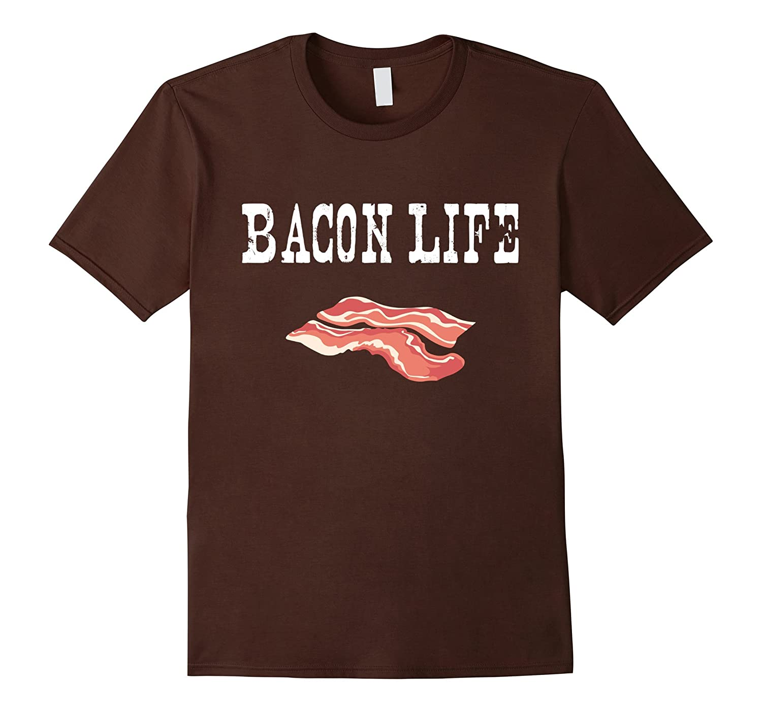 Bacon Life Shirt for Bacon Beer Guns Murica and Freedom Fans