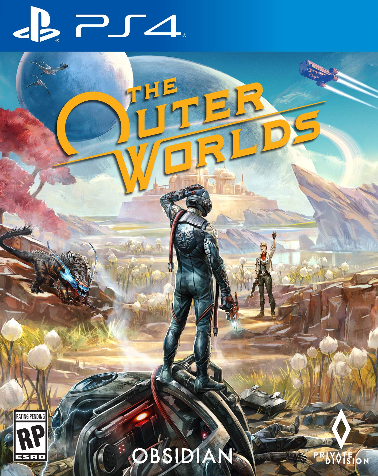 The Outer Worlds - PlayStation 4 by Take2 Interactive Software (Image #9)