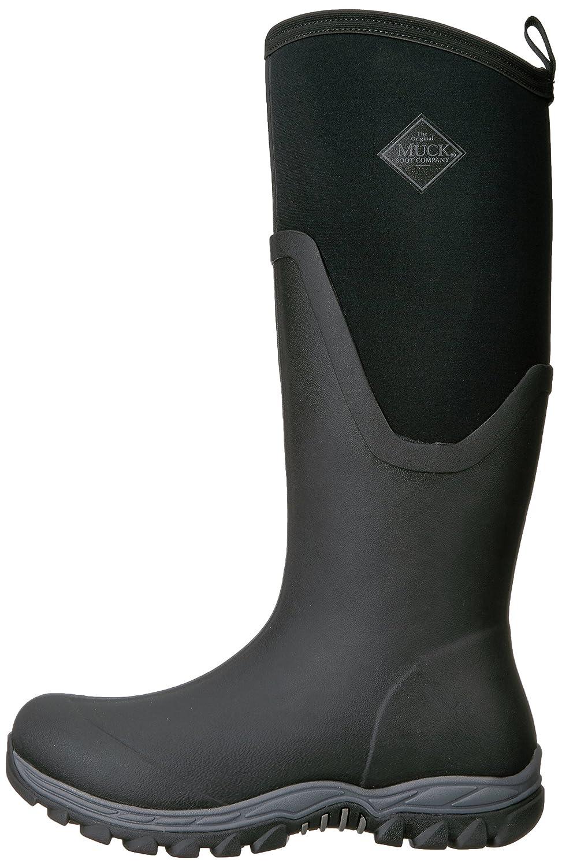 Muck Boot Women's Arctic Sport Ii Tall Snow Boot B00TT37ZFC 5 B(M) US|Black