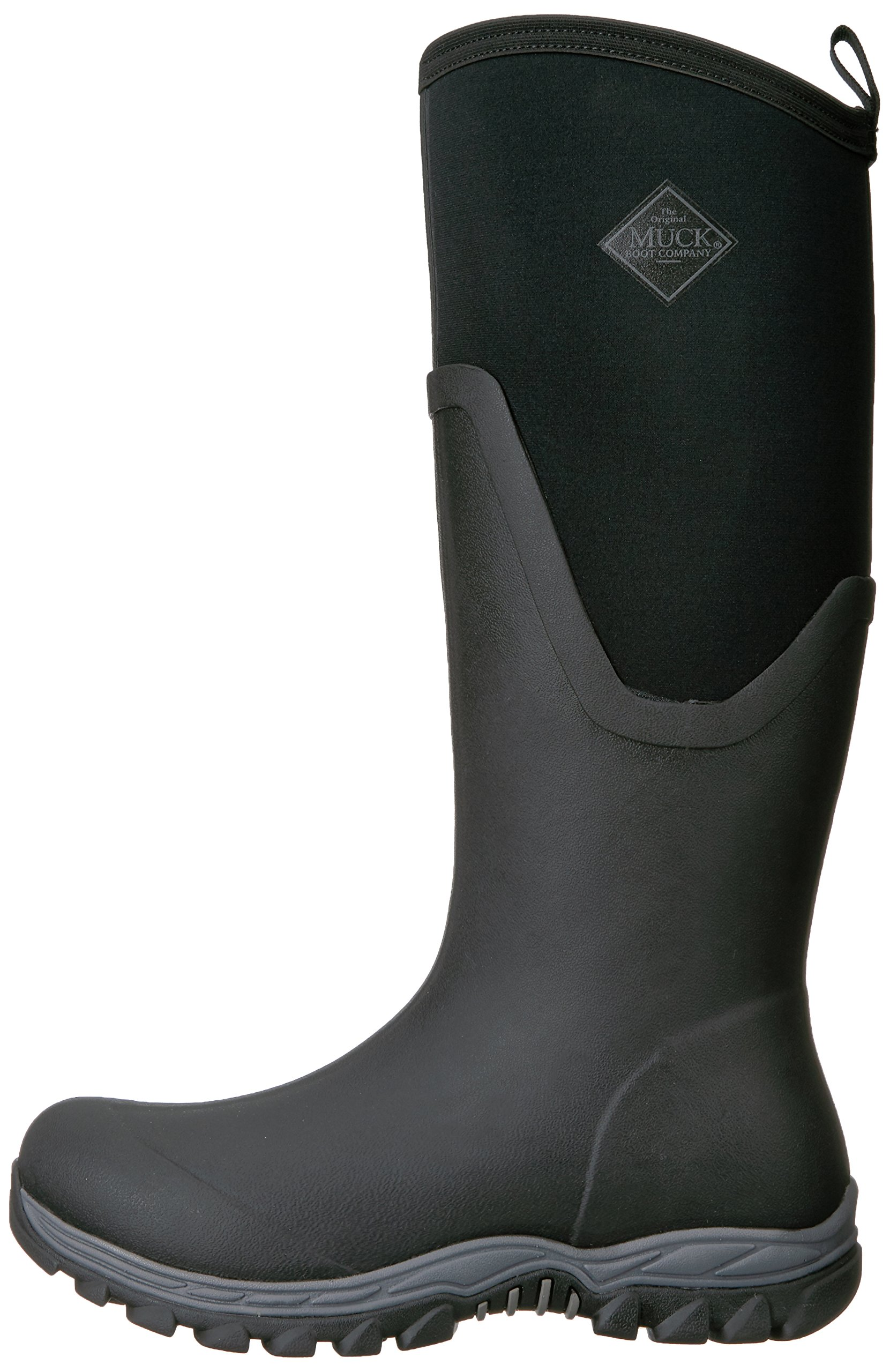 Muck Boot Women's Arctic Sport II Tall Snow Boot, Black, 7 US/7 M US by Muck Boot (Image #5)