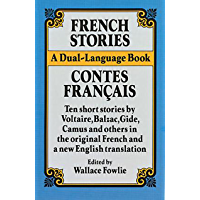 French Stories/Contes Francais: A Dual-Language Book (Dover Dual Language French)