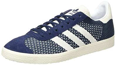more photos 3645f a173f adidas Mens Gazelle Primeknit Low-Top Sneakers