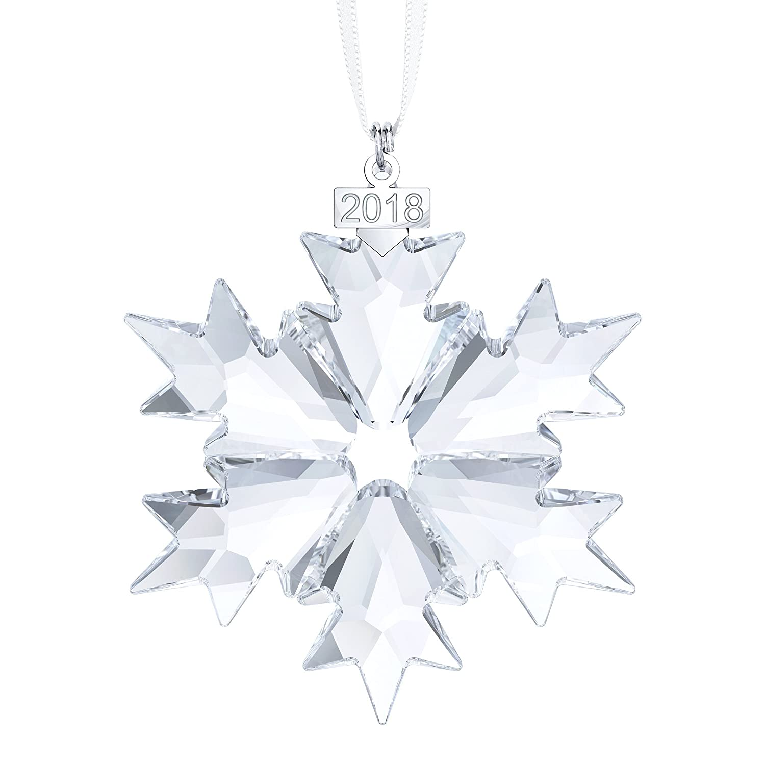Swarovski 2018 Annual Edition Snowflake Ornament | 5301575