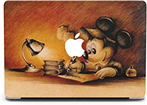 Mickey Mouse Protective case Compatible with Apple MacBook Mac Air Pro 13 12 15 16 13.3 inch Retina Cover (Mac Air 13