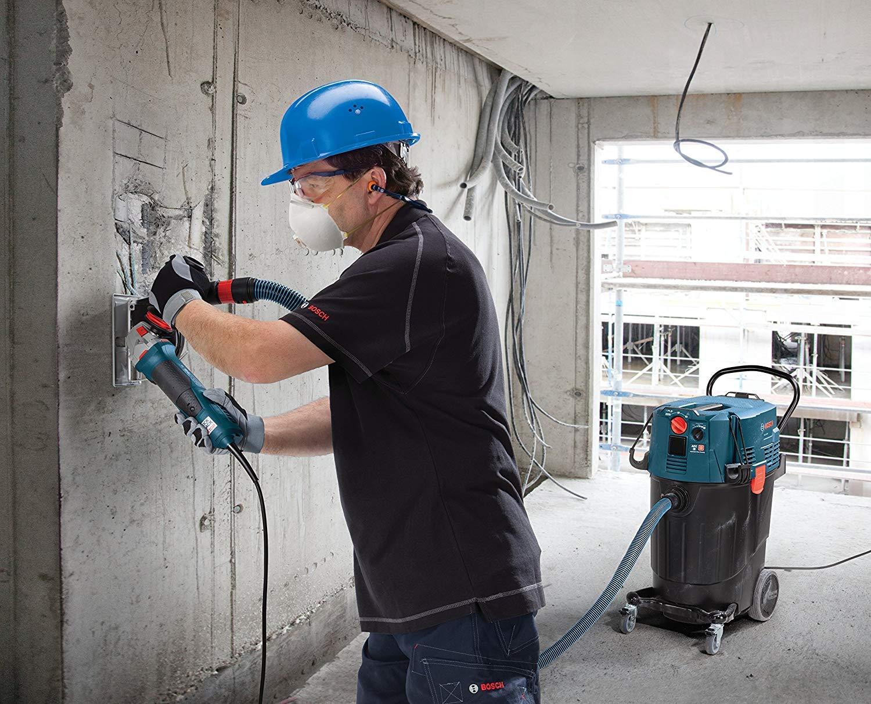 Amazon.com: Bosch vac140ah 14 galón extractor de polvo con ...