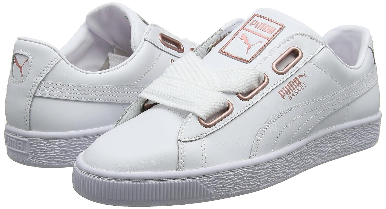 50% De Réduction Nouveauté White Gold Chaussure Puma Femme