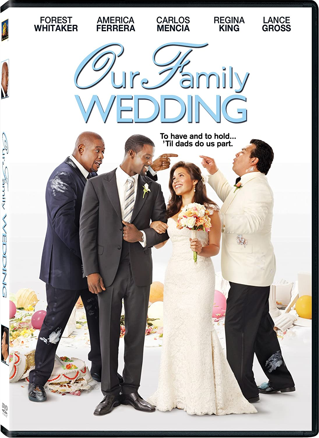 Our Family Wedding: Amazon.ca: Forest Whitaker: DVD