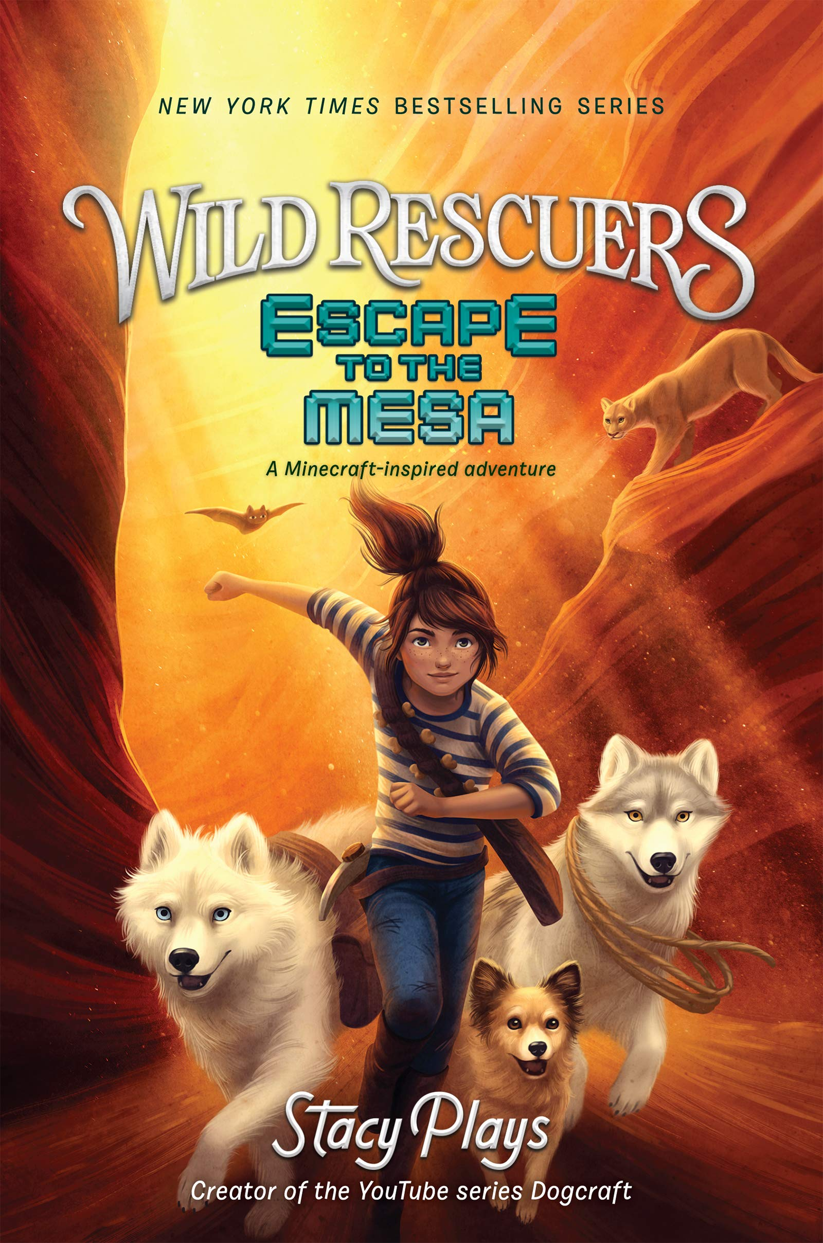 Wild Rescuers: Escape to the Mesa by HarperCollins (Image #2)