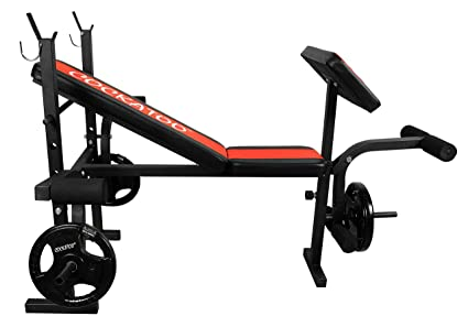 Best Foldable gym bench online india - Olympic & Adjustable 11