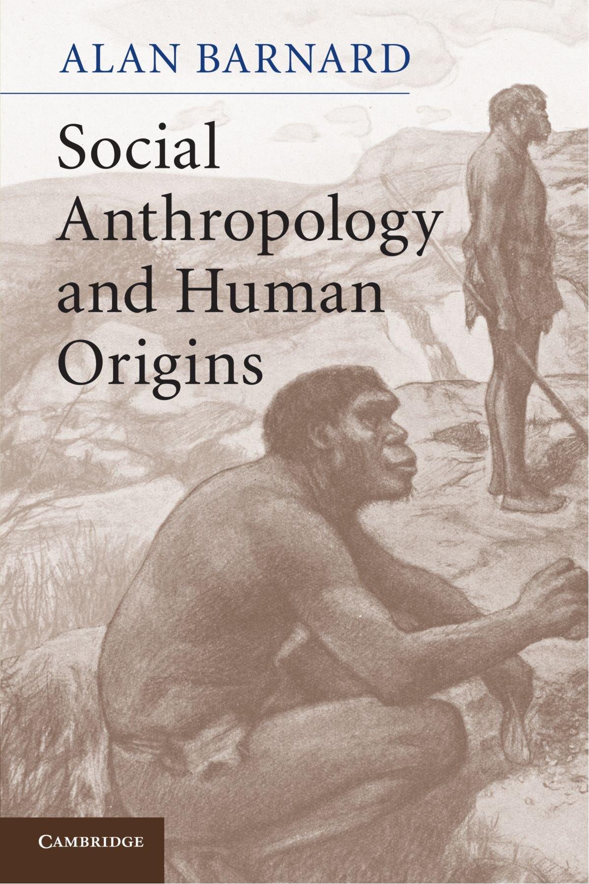 Social Anthropology and Human Origins pdf epub